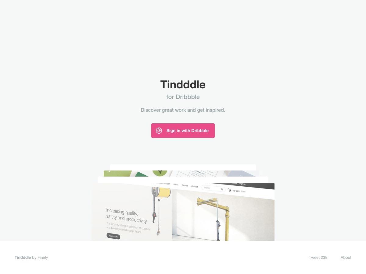 tindddle