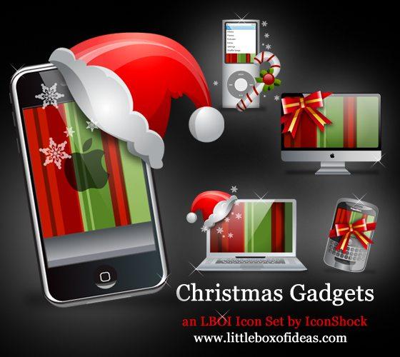 Gadgets de Navidad