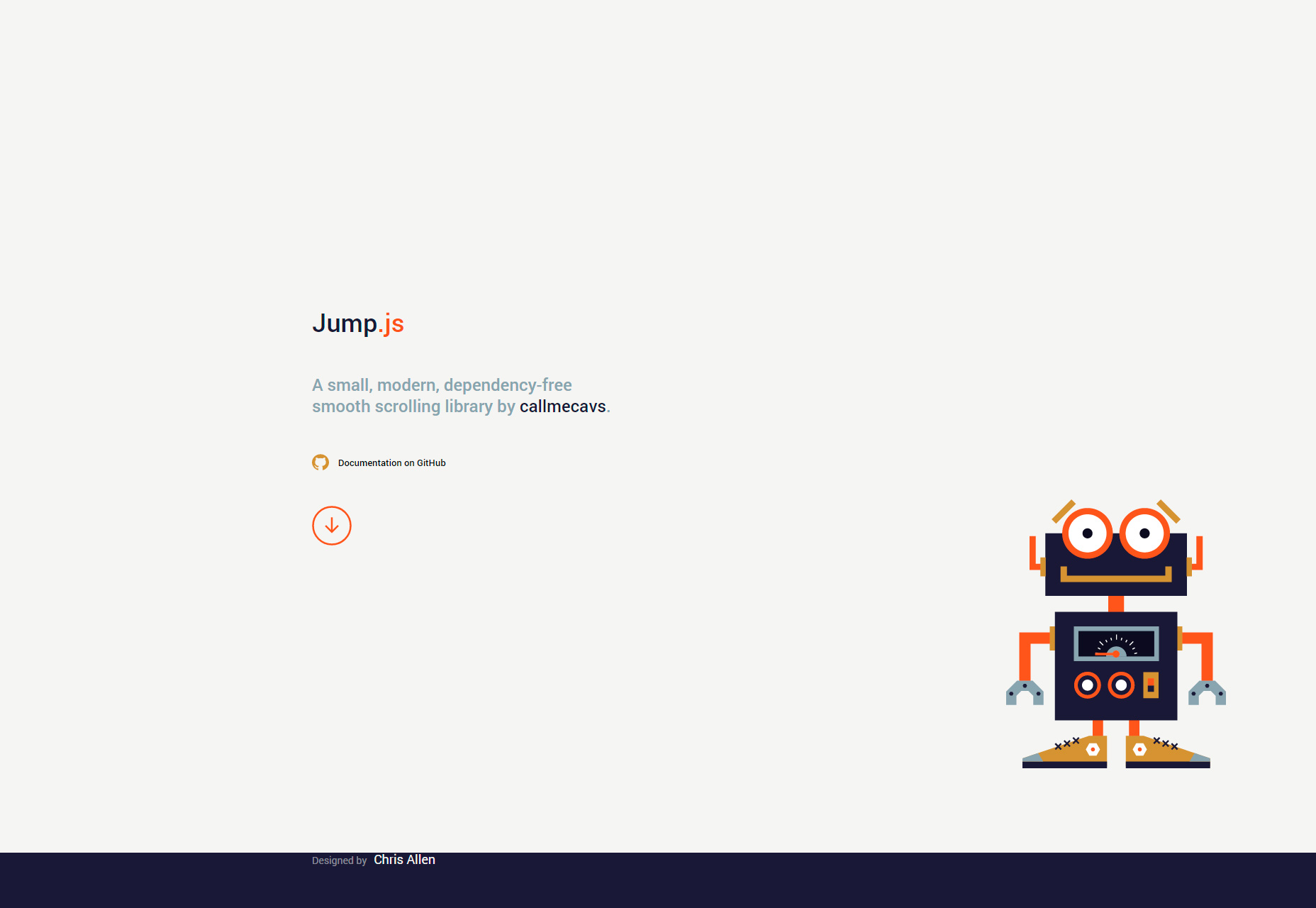 Jump.js: jQuery Scroll Container Sorting
