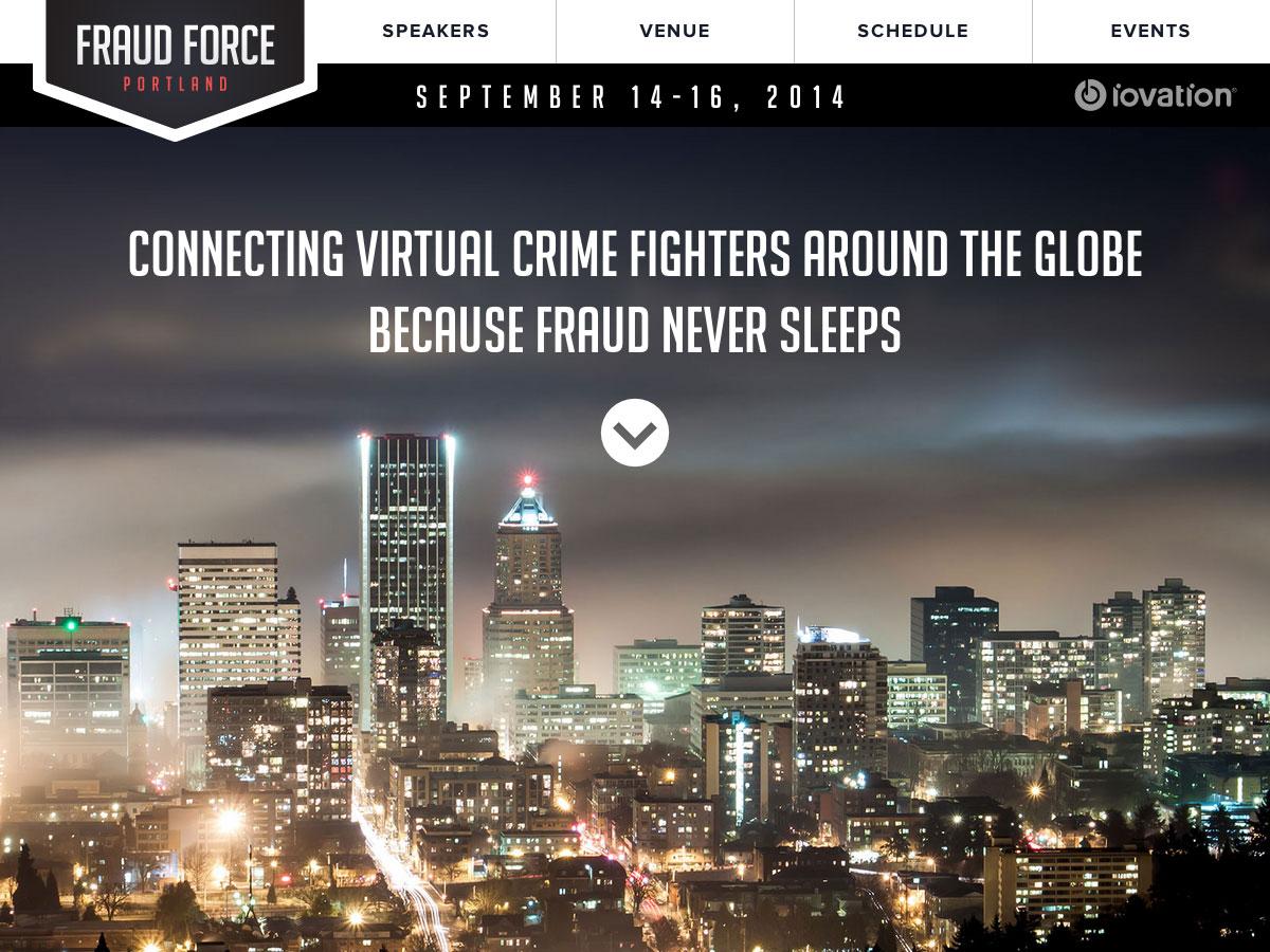 navegación de fuerza de fraude