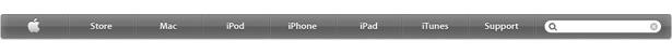 El cuadro de búsqueda flexible solo de WebKit