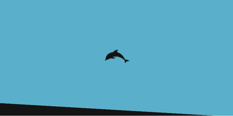 jumping-dolfijn-svg-animatie