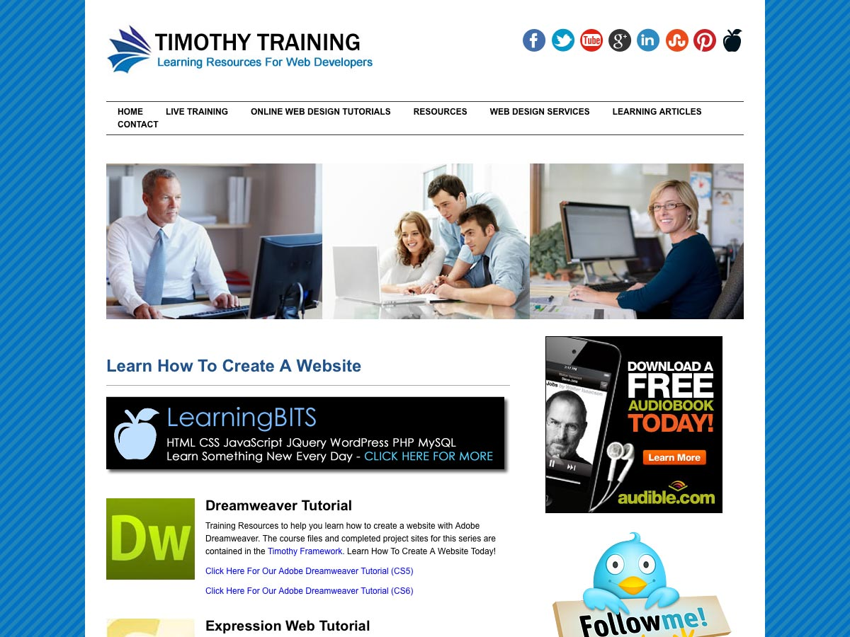 Entrenamiento de Timothy