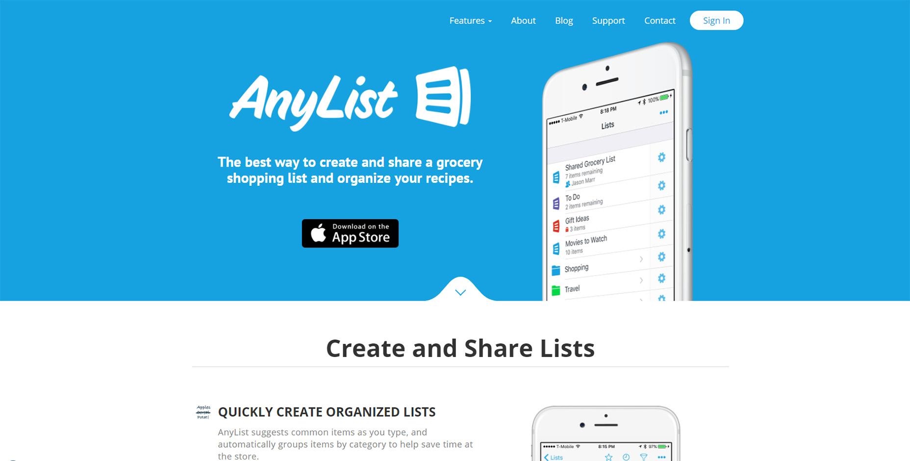 10-anylist-app-lander