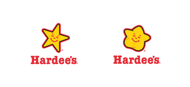 Logotipo de Hardee's Fat
