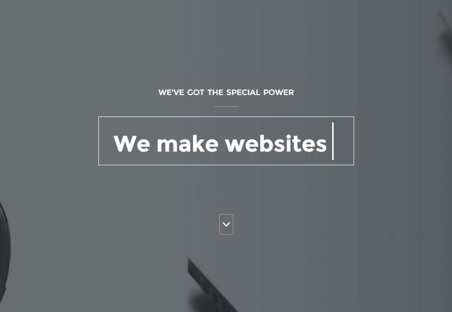 Plantilla HTML de cartera