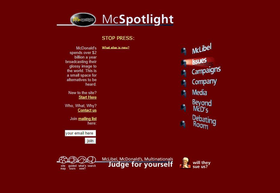 mcspotlight