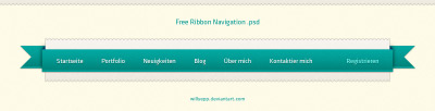ribbon navigation