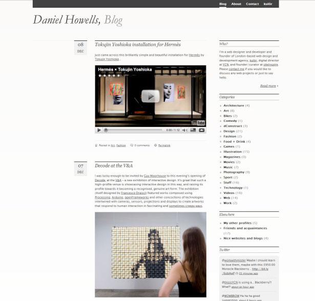 Daniel Howells