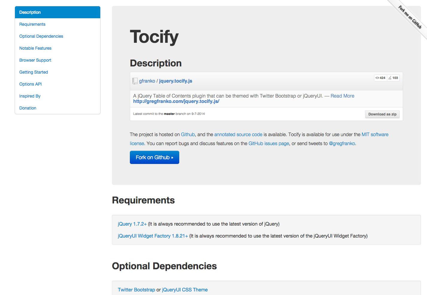 tocify