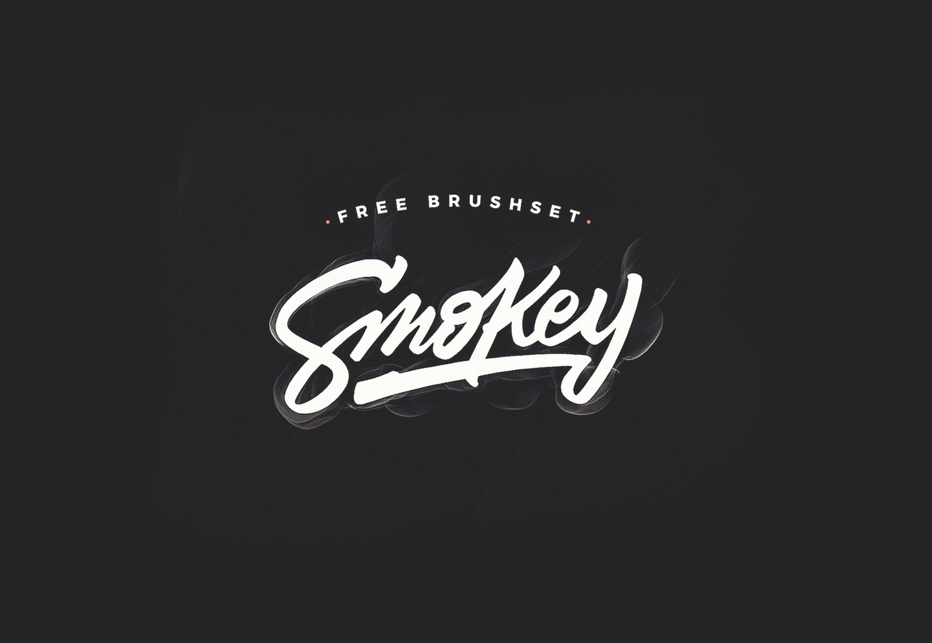 Smokey: Un pincel de Photoshop fresco y suave