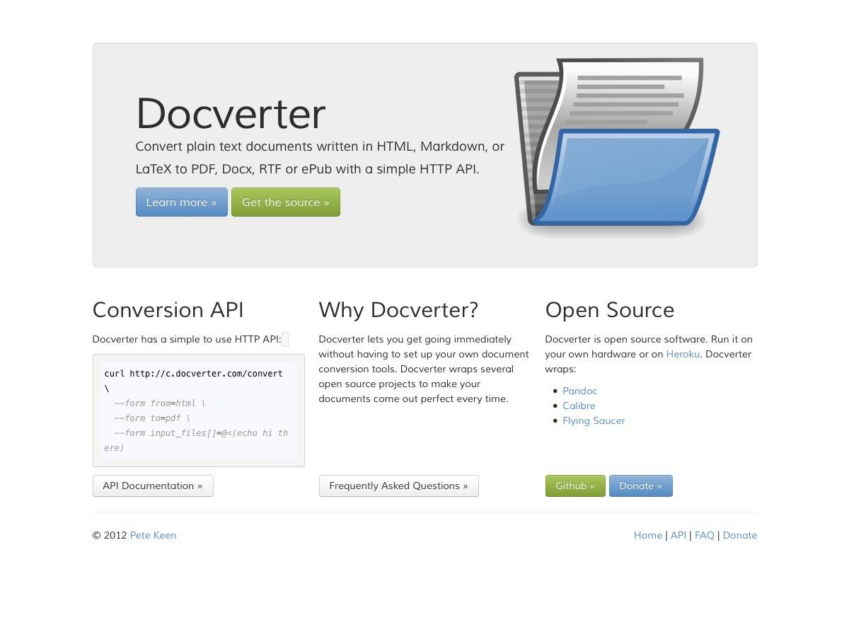 docverter