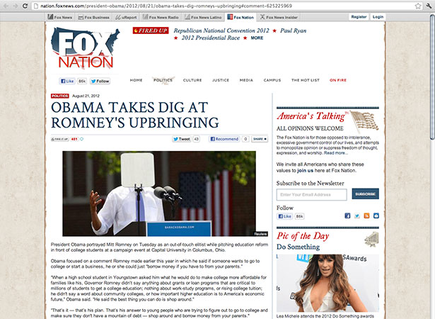Fox article