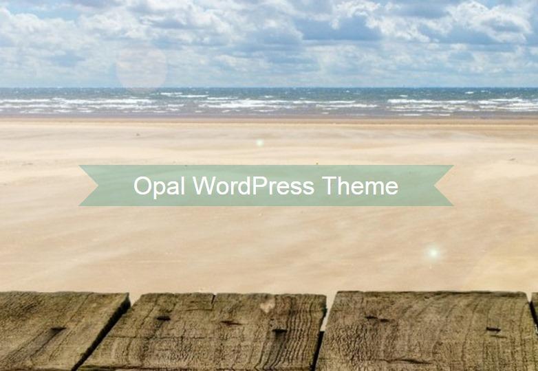 wordpress-opal-free-wordpress-themes