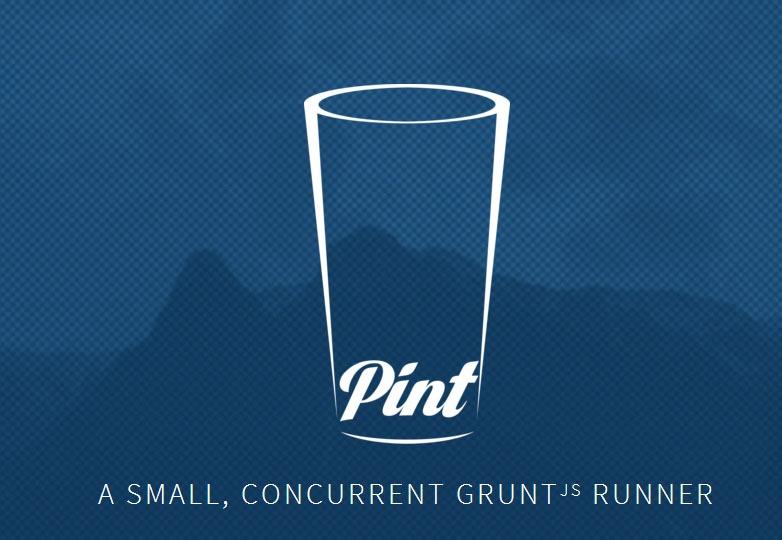 Pint: GruntJS runner