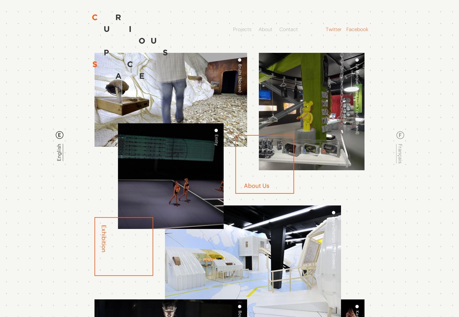 Curious Space: espacios inspiradores para museos, galerías y espectáculos