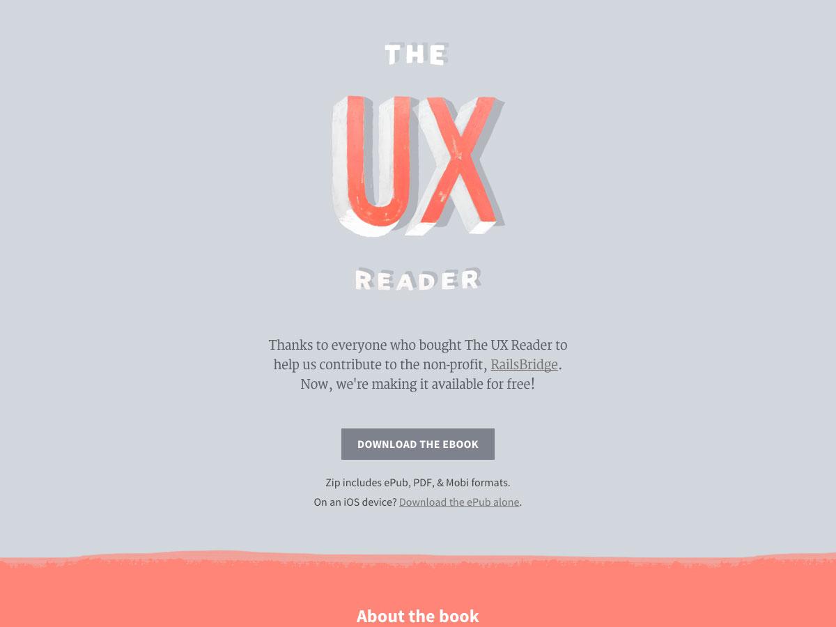 el lector ux