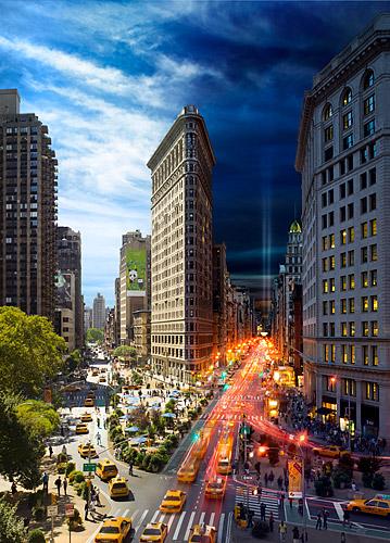 The Flatiron, NYC