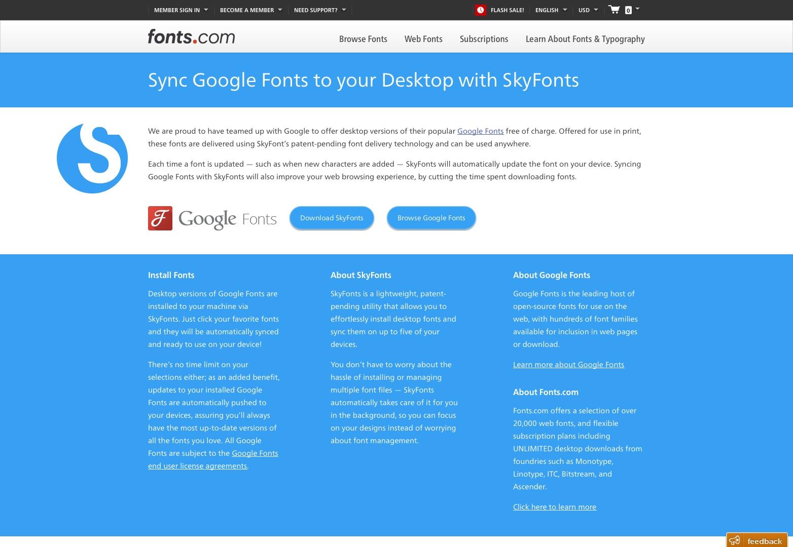 Stáhněte si písma Google - Fonts.com
