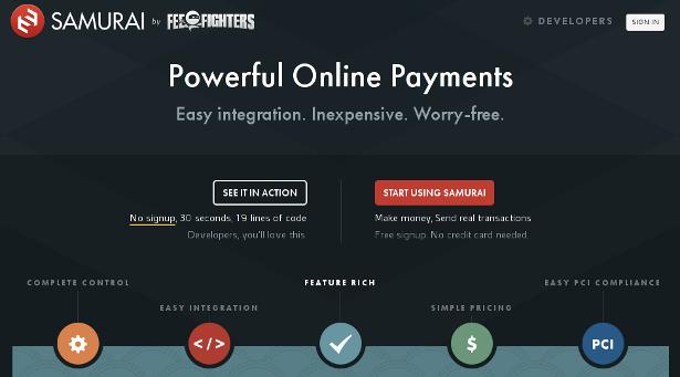 Samurai by FeeFighters