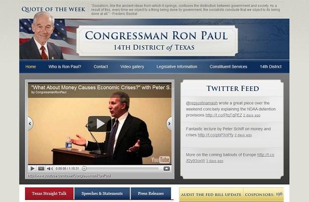 Congressman Ron Paul