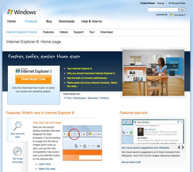 Estética de Microsoft