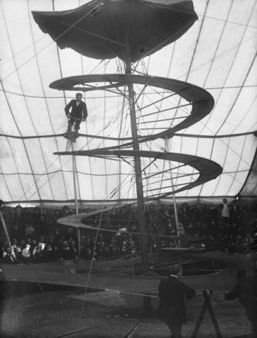 Circus tricks