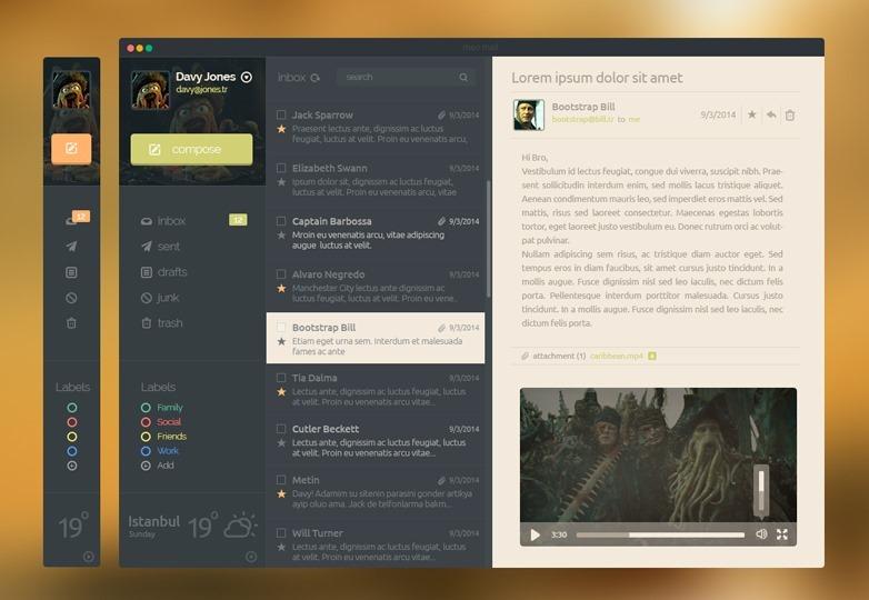 mail-app-template-ui