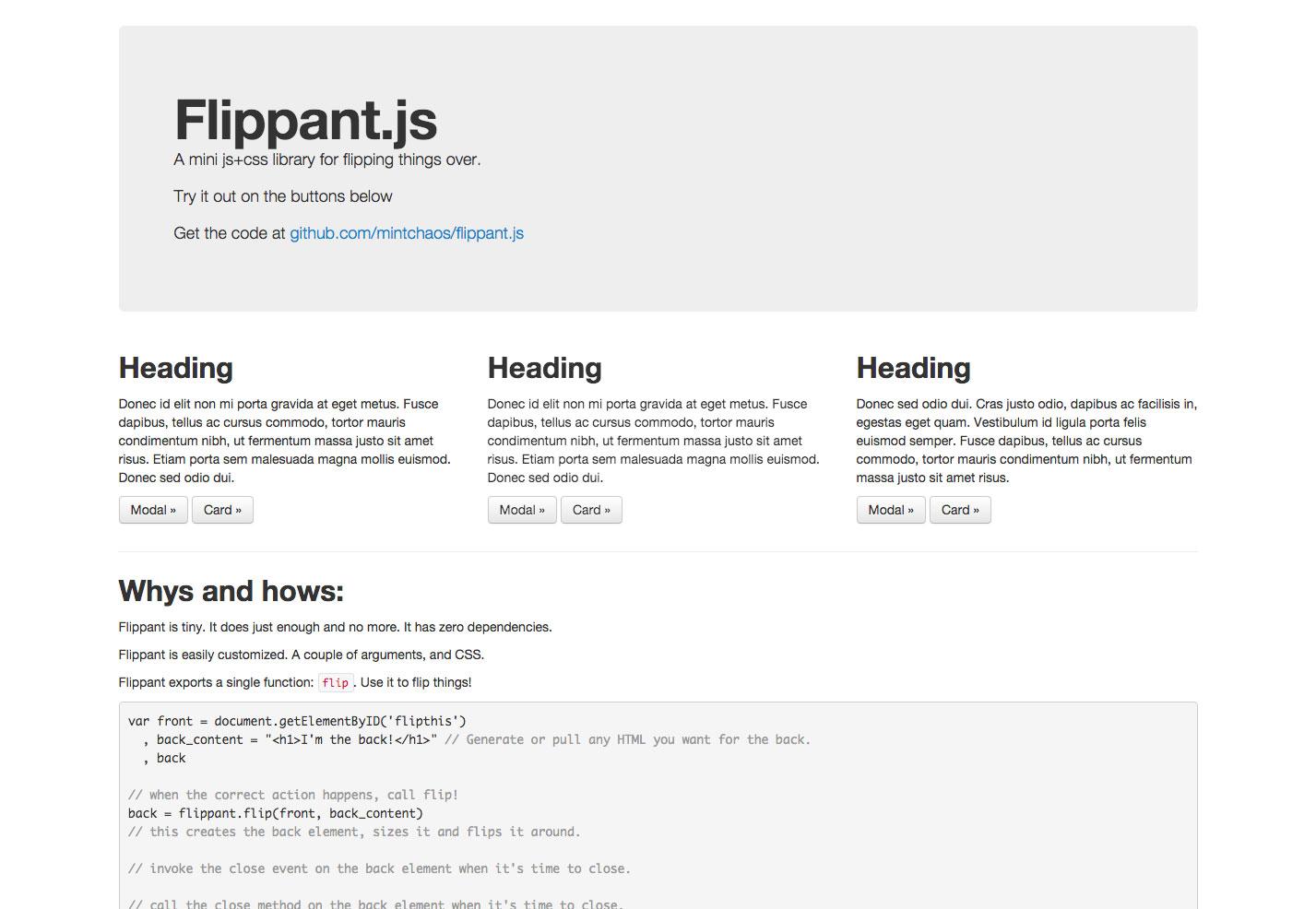 flippant.js